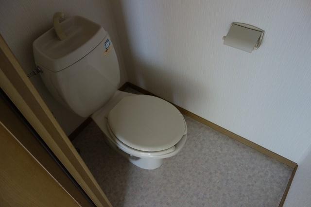 サンライフアオキ3 トイレ