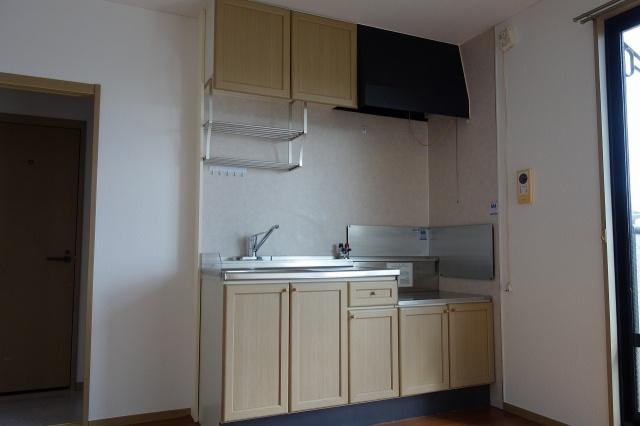 サンライフアオキ3 キッチン