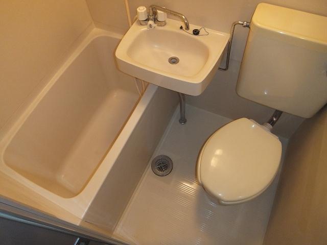 【浴室】ブルーローズハウス