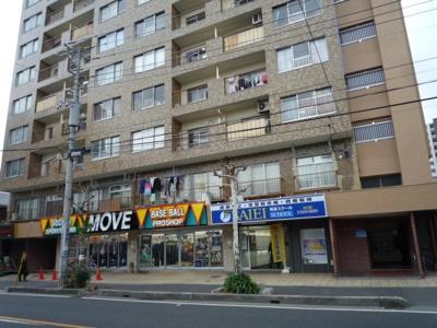 【外観】川口マンション
