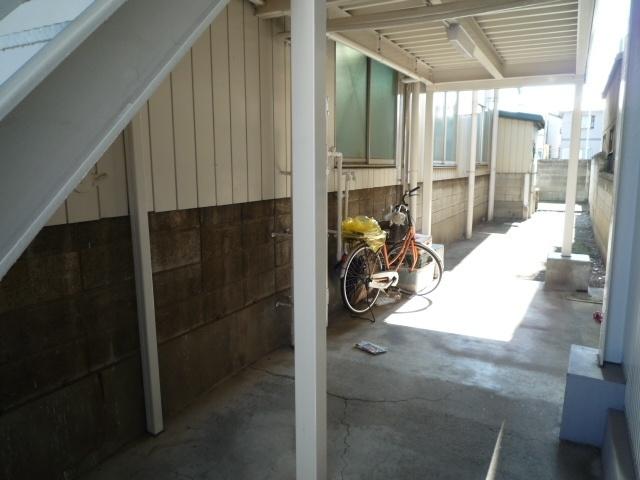 駐輪場(バイクも可)