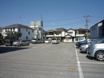 【外観】南中前月極駐車場