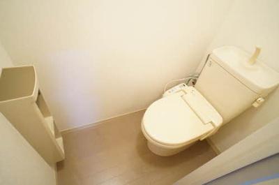【トイレ】シャロン