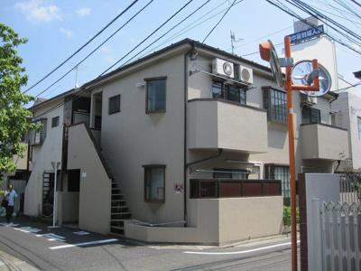 【外観】ハイツキムラ
