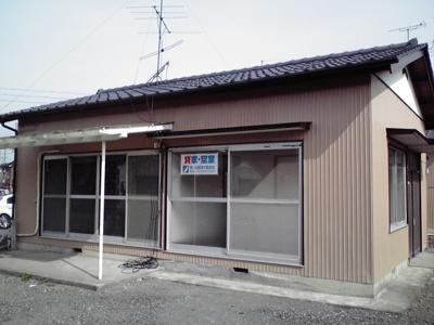 【外観】飯塚町一戸建て