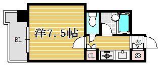 フォーラム博多駅南 間取り
