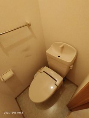 【トイレ】オステンハイツ東石切