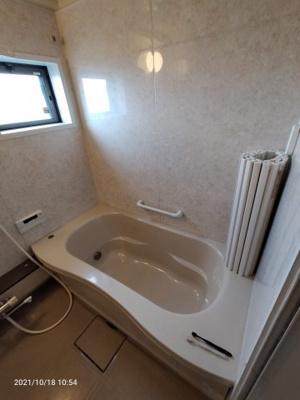 【浴室】オステンハイツ東石切