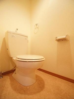 ヴィルコート城南(2LDK) トイレ
