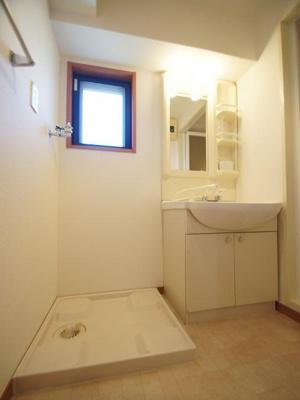 ヴィルコート城南(2LDK) 独立洗面台