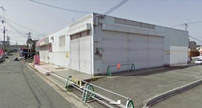 【外観】樋川リース店舗