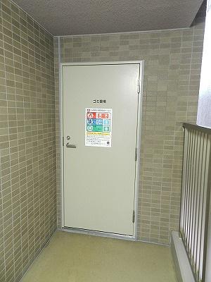【玄関】クラッサ目黒かむろ坂