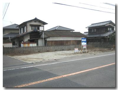 【前面道路含む現地写真】東区瀬戸町下