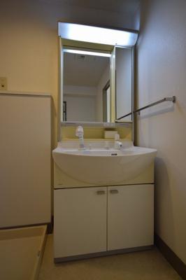 大濠けやき館(4LDK) 独立洗面台