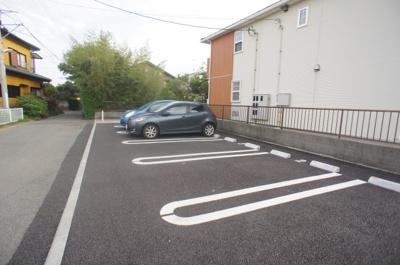 【駐車場】サンライズ・ヒルズD