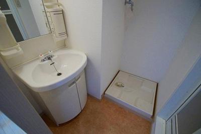 セイスピノス(1DK+ロフト) 洗面所
