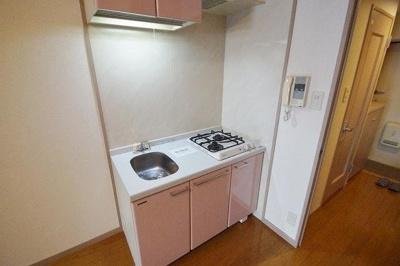 クレベール博多(1LDK) キッチン