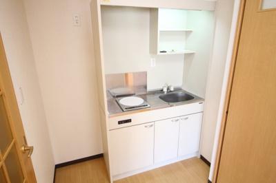 【キッチン】ウィスティリアコート神戸Ⅱ