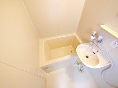 【浴室】岡本ハイツ(法蓮町)