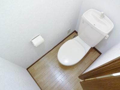 【トイレ】アンプルールヴューテラスⅠ