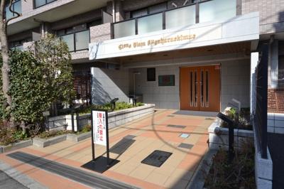 【エントランス】ライオンズプラザ久が原駅前