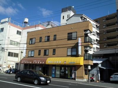 【外観】駅前クボビル