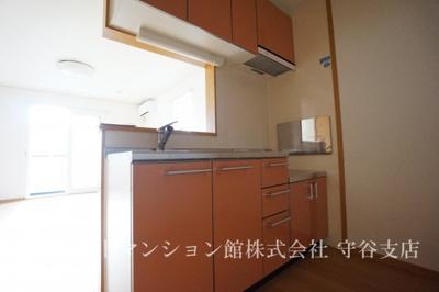 【キッチン】セトル・ノーム