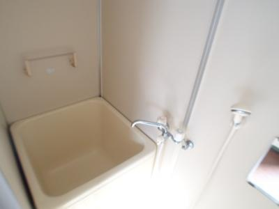 【浴室】植垣マンション