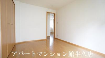 【寝室】プルミエールクラスⅡ