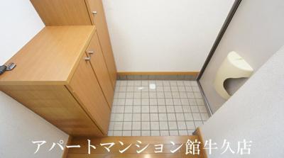 【玄関】プルミエールクラスⅡ