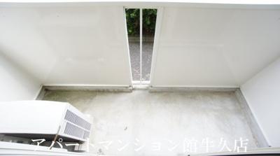 【バルコニー】プルミエールクラスⅡ