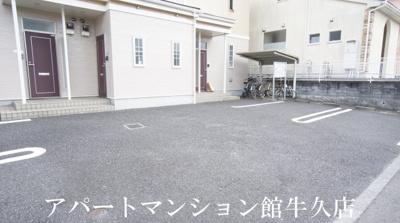 【駐車場】プルミエールクラスⅡ