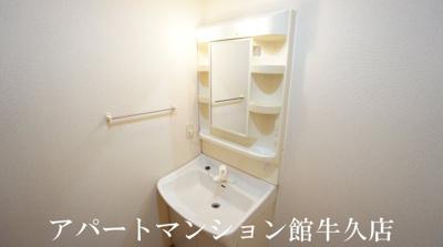 【洗面所】プルミエールクラスⅡ