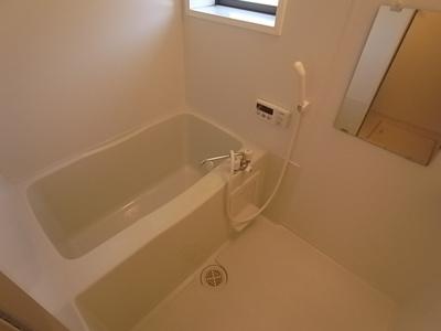 【浴室】ガーデンコート車D棟