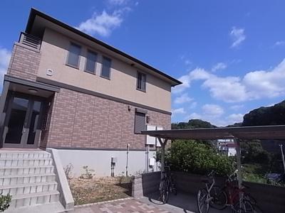 【外観】ガーデンコート車D棟