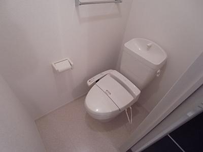 【トイレ】ガーデンコート車D棟