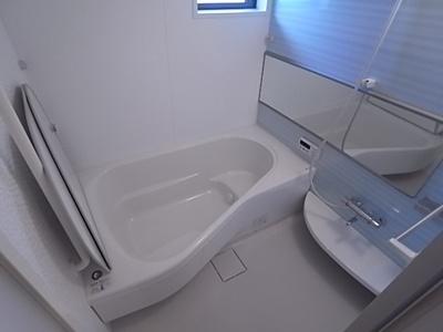 【浴室】ガーデンコート車B棟