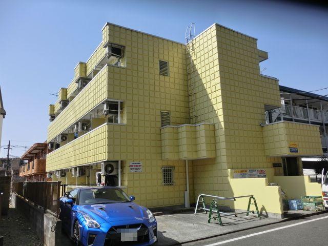 タイル張りマンション【エントピア・タナカ】