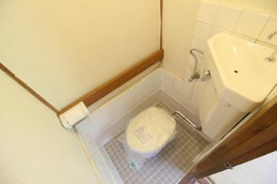 【トイレ】Casa de 高東町