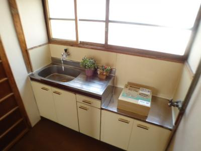 【キッチン】Casa de 西山町
