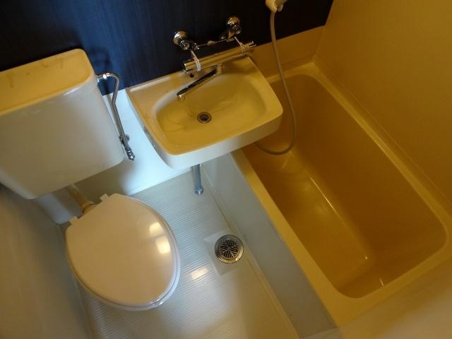 【浴室】ハイツ165