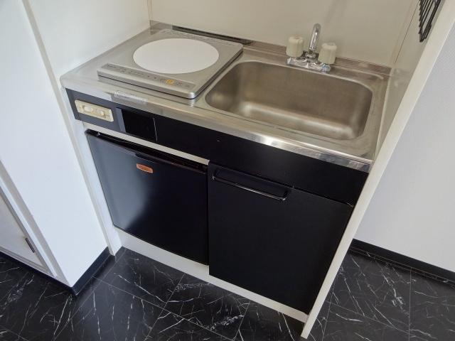 【キッチン】ハイツ165