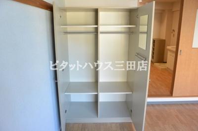 【収納】プリマベーラ四季