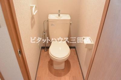 【トイレ】プリマベーラ四季