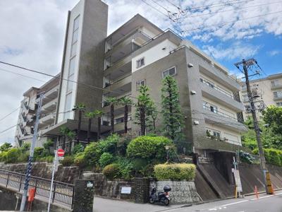 【外観】緑苑台コーポ