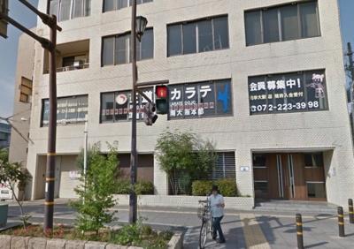 【外観】堺東駅、堺駅、阪堺線「宿院」3WAYアクセス!約18坪!事務所7F!阪神高速「堺」