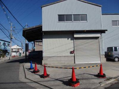 【外観】中村町倉庫 19万