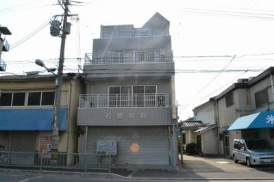 【外観】奥本町内科医院跡 店舗戸建