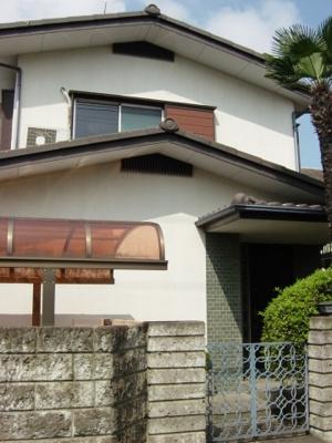 【エントランス】花小金井'N'ハウス(賃貸一戸建て)