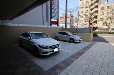 【駐車場】ウエンズ神戸